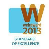 Web Marketing Association's 2013 Web Awards