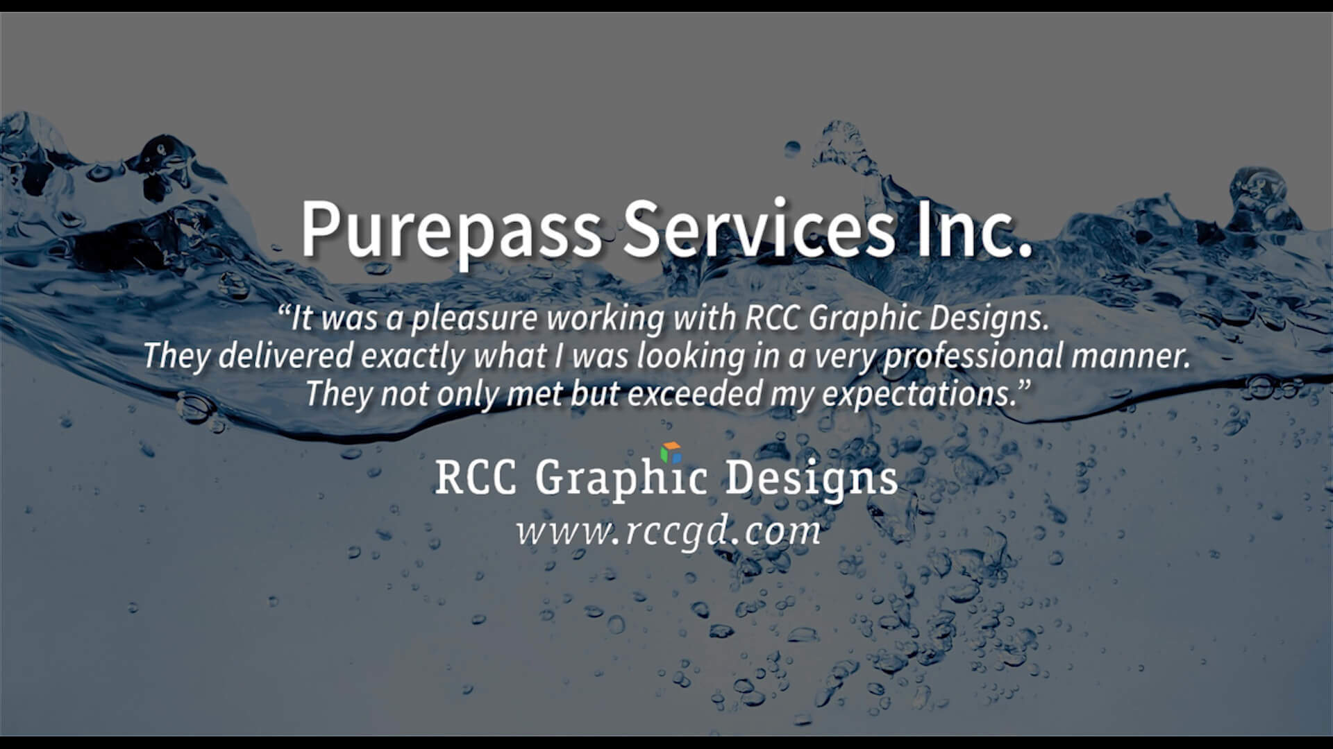 Purepass Services Inc