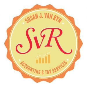 Logo design for <strong>Susan J. Van Ryn Accounting & Tax Services</strong>. For more info, please contact sales@rccgd.com or call 905-220-7679.