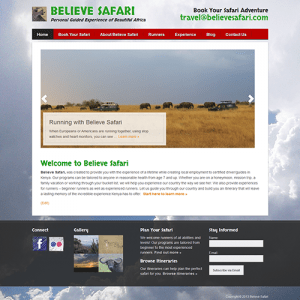 believesafari.com