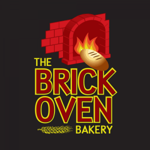 Logo design concept for The Brick Oven Bakery. For more info, please contact sales@rccgd.com or call 905-220-7679
